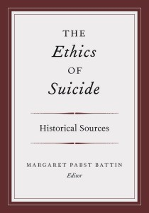 Ethics of Suicide cover