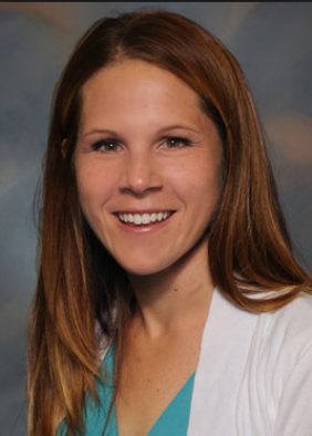 Heidi Hanson, Ph.D., M.S., Huntsman Cancer Institute research associate and research assistant professor of family and preventive medicine at the University of Utah School of Medicine.