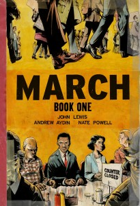"""""""March,"""" book one"""