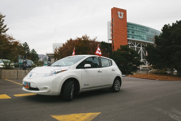 From Dec. 14-31, members of the U community can purchase or leave electric vehicles at a discount through the U Community Drive Electric program.