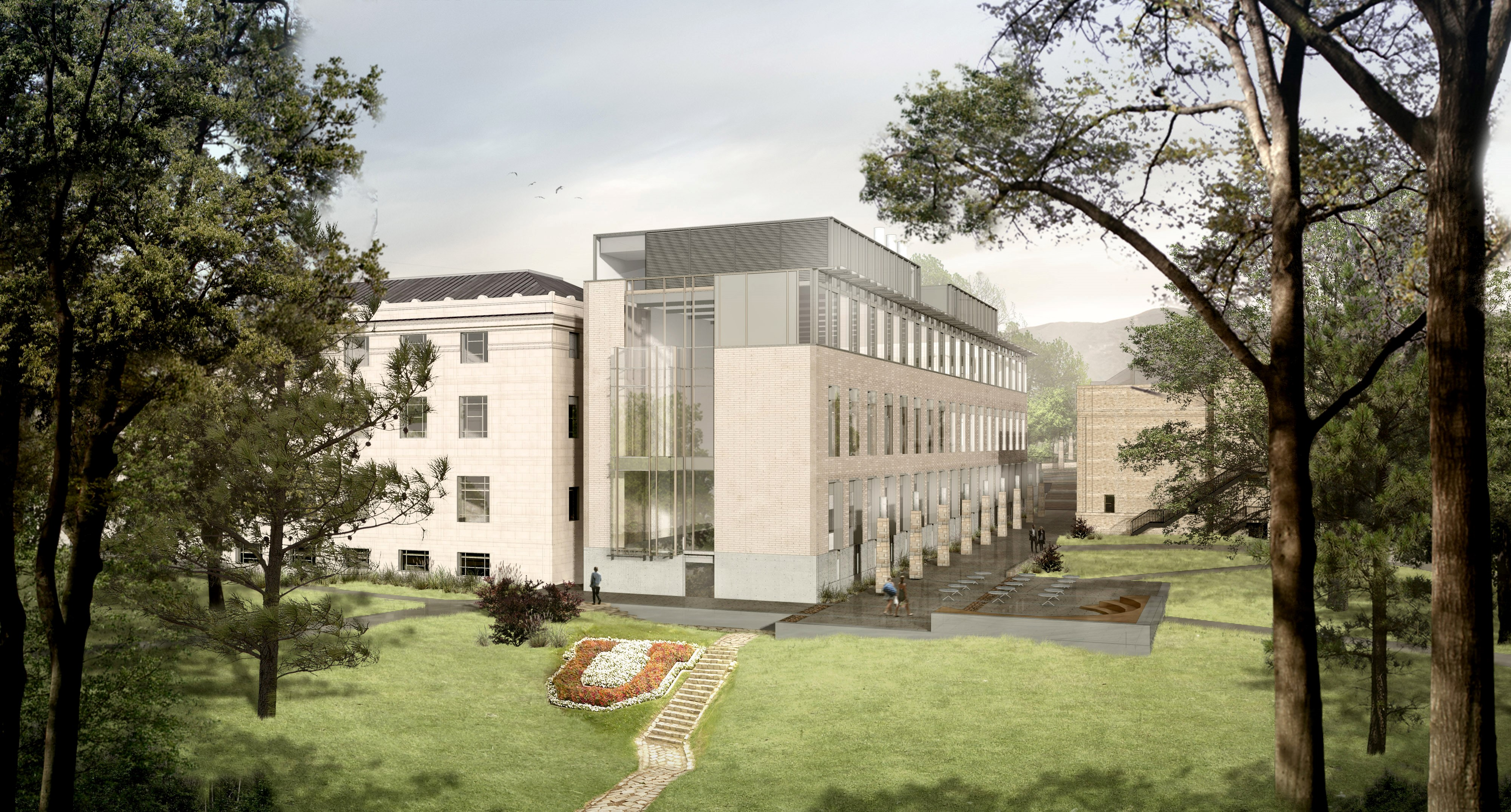 Science house at the science museum of minnesota - University Of Utah College Of Science Breaks Ground On Crocker Science Center Unews