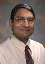 Adi V. Gundlapalli, M.D., Ph.D., a researcher with the Salt Lake City VA Health Care System, and associate professor of internal medicine at the University of Utah School of Medicine.
