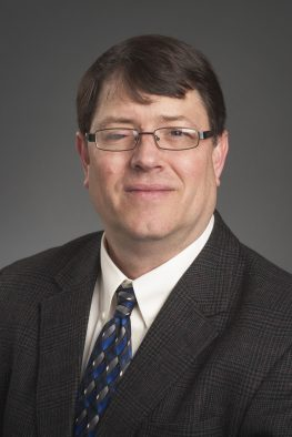 Darryl Butt, incoming dean of the College of Mines and Earth Sciences