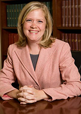Angie Fagerlin, Ph.D., chair, population health sciences.