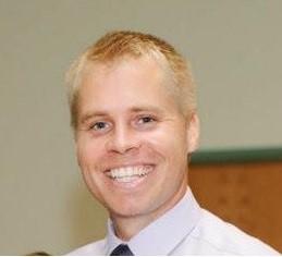 University of Utah anthropologist Ryan Schacht.