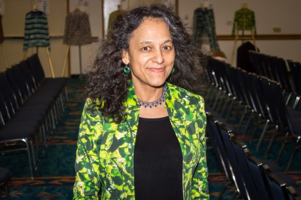 Nalini Nadkarni, University of Utah professor of biology.