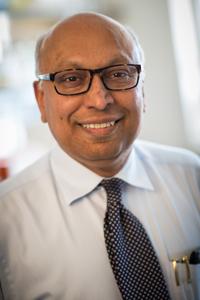 Sankar Swaminathan, Chief of Infectious Diseases, University of Utah Health Care and Professor of Internal Medicine, University of Utah School of Medicine