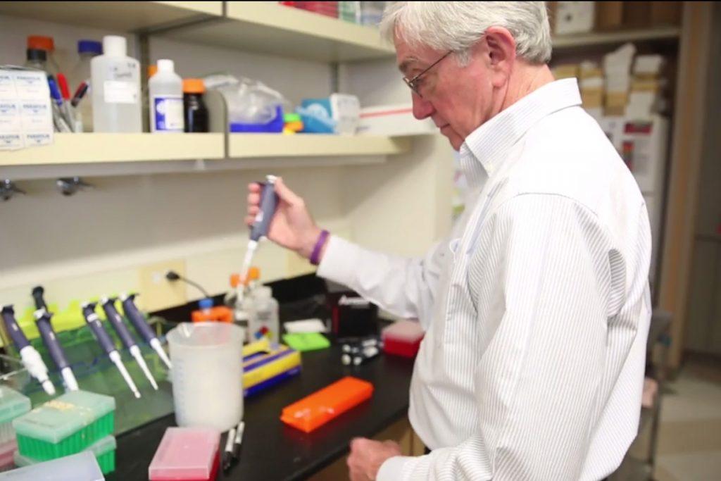 Dana Carroll, distinguished professor of biochemistry, University of Utah School of Medicine