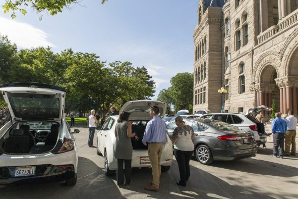 The University of Utah and Salt Lake City announced the launch of an electric vehicle purchase program extending discounts on multiple makes and models of vehicles on Sept. 12, 2016. The deadline to participate in the program has been extended to Nov. 30, 2016.