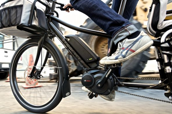 U Bike Electric, an electric bicycle purchase program intended to help more people improve air quality by cutting personal transportation emissions.