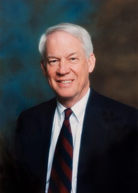 Former Commissioner of Public Safety for the State of Utah and retired attorney John Nielsen.