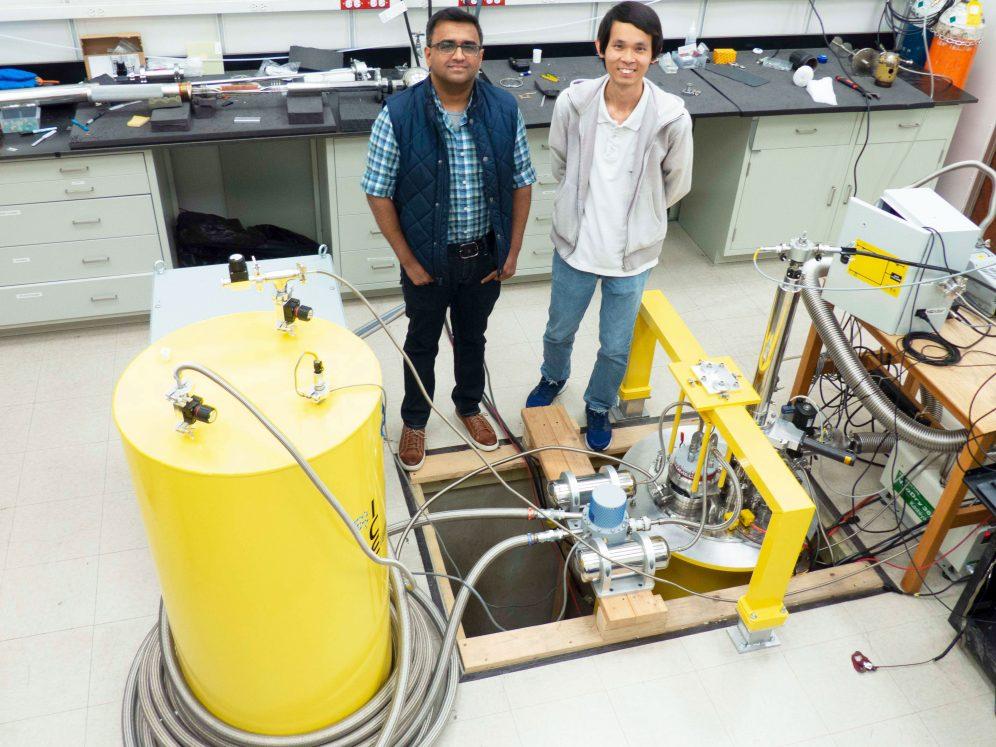Limitation exposed in promising quantum computing material | UNews